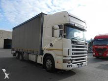 2002 Sci R124 other trucks 6x2