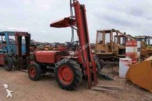 Used Manitou TRACTOR