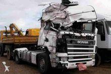 Used Scania L 164 58