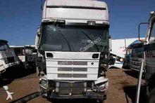 Used Scania 124 400