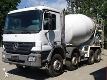 2007 Mercedes 3236 8x4 EURO4 BE