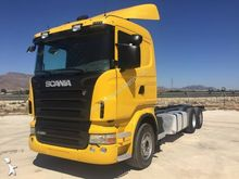 Used 2009 Scania in