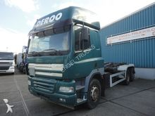 2003 DAF CF 85-380 SPACECAB 6x4