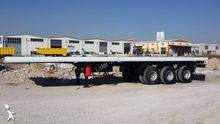 Lider Flatbed ( 2 Axles + 1 Tan