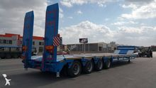 Lider Lowbed ( 4 Axles )