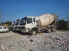 2007 Isuzu cocrete mixer truck