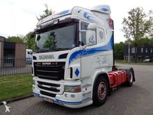 Used 2011 Scania SCA
