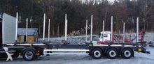 2013 timber semi-triler GSODAM