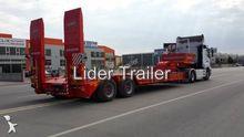 Lider Lowbed ( Tandem / 16 Tyre