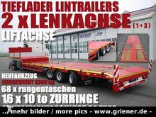 Used Lintrailers 3LS