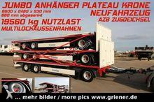 Used Krone ADP 27/ Z