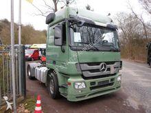 2010 Mercedes 1846 LS