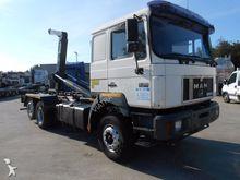 1997 MAN 26-463 FLT Container H