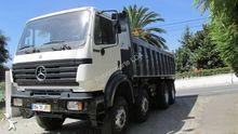 1992 Mercedes 3535 tipper truck