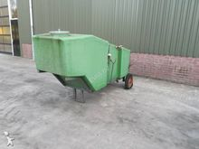 Used Fendt Fronttank