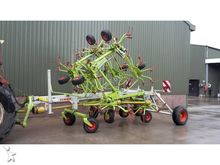 Used Claas Volto 132