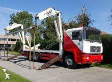 1992 MAN 33.372 cotier truck 6x