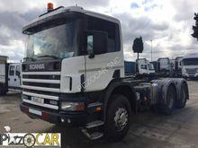 Used 2000 Scania 420