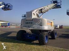 Used 2002 Grove MZ 4