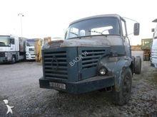 1970 Berliet chssis truck