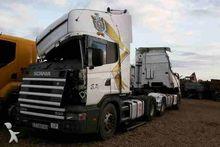 Used Scania 144 L 53