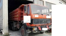 1985 Mercedes 2636 tipper truck