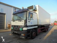 1996 Mercedes 2543 (BIG AXLE /