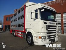 2011 Scania R480 LB6X2HNB 3 Dek