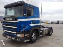 Used Scania R124LA 4