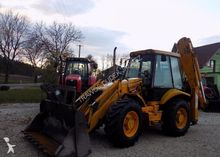Used 2002 JCB 3CX 4C