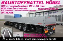 Used Kögel SN24 /BAU