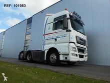 2008 MAN TGX26.480 SINGLE BOOGI