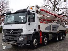2014 Mercedes 4444 10x6 EURO5 L