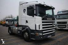 1998 Scania 124L360