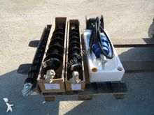 Auger Torque Earth drill X2500