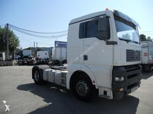 Used 2001 MAN 410 in