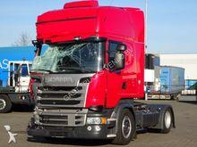 2016 Scania R410 EURO 6 LOW DEC