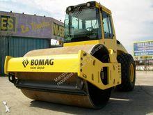 Used 2015 Bomag BW 2