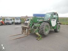 Used Manitou in Cler