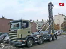 Used 2004 Scania in