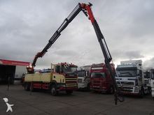 1999 Scania 124-400 6X4 MET PAL