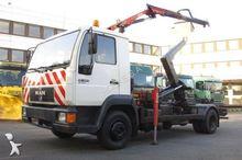 1998 MAN 12.224 other trucks 4x