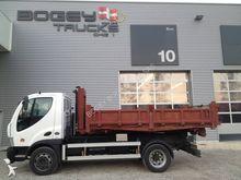 2015 Avi D120 hook lift truck H