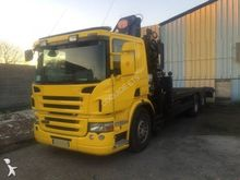 Used 2007 Scania in