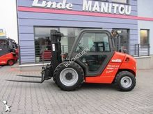 2008 Manitou MH25-4T 4x4 Bucket