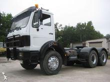 1986 Mercedes 2628 S tracteur B