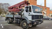 1996 Mercedes 2024 cocrete pump