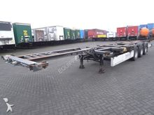 2007 Krone 40FT HC chassis, ext