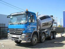 2007 Mercedes 3241 MIXER STETTE