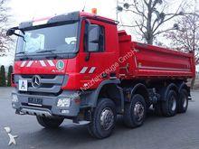 2013 Mercedes 4141 8x6 Euro5 3S